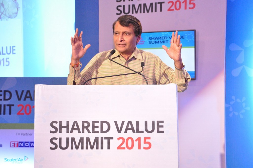 Shared Value Summit Brings to Fore the Importance of Shared Value in India