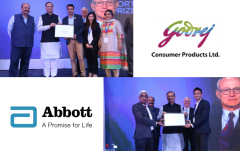 Godrej Consumer Products Limited and Abbott India win the Porter Prize for Creating Shared Value