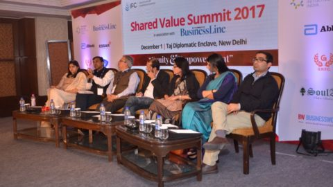 Shared Value Summit 2017 discusses on how to imbibe the spirit of inclusivity in the business models