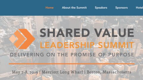 Shared Value Leadership Summit 2019